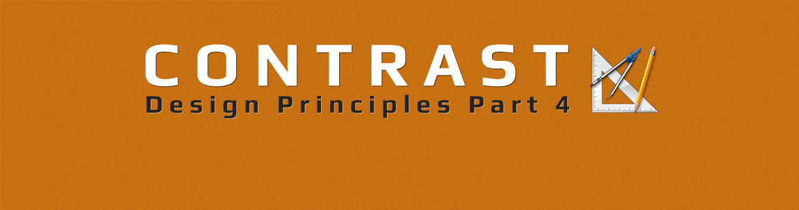Contrast: Design Principle Part 4