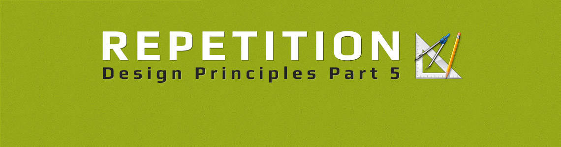 Repetition: Design Principles Part 5